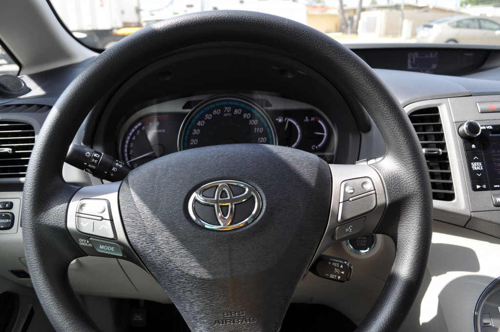 Toyota Venza Steering Wheel